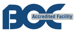 We are a BOC Accredited Facility
